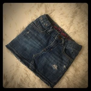 EUC Gap Denim Skirt